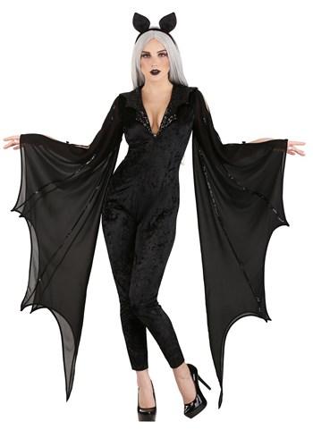 Midnight Bat Costume for Women