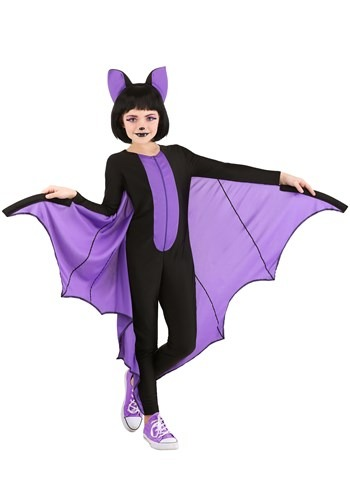 Girls Twilight Bat Costume