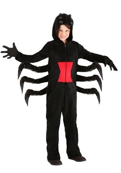 Kid's Cozy Spider Costume
