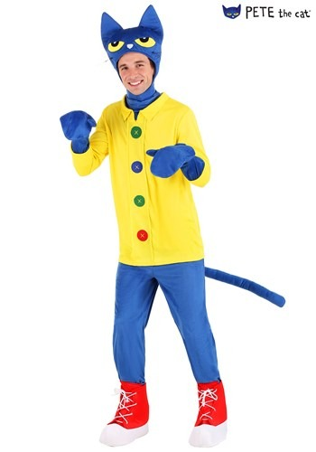 Plus Size Pete the Cat Costume