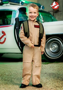 Ghostbusters Toddler Deluxe Costume 1