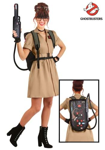 Ghostubsters Womens Costume Dress