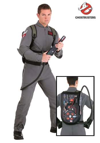 Ghostbusters 2 Men's Cosplay Costume MAIN UPD