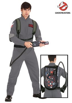 Ghostbusters 2: Men's Plus Size Cosplay Costume new