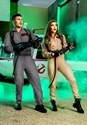Ghostbusters 2: Men's Plus Size Cosplay Costume alt8