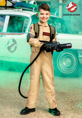 Ghostbusters Child's Cosplay Costume upd1