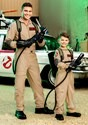 Ghostbusters Mens Plus Size Cosplay Costume alt14