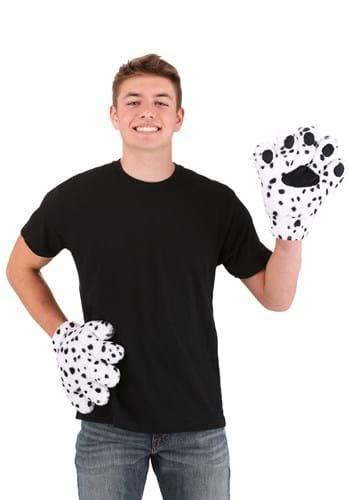 Adult's Dalmatian Gloves