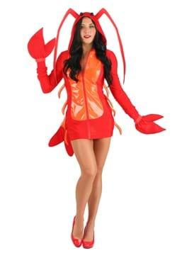 Women's Glamorous Lobster Costume