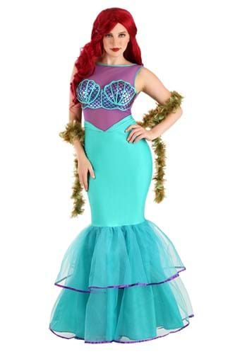 Women's Shell-a-brate Mermaid Costume