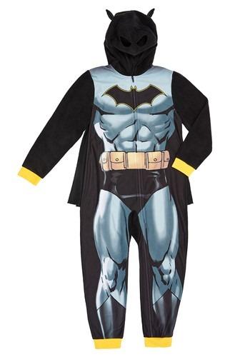 Batman Child Hooded Union Suit