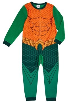Aquaman Child Union Suit