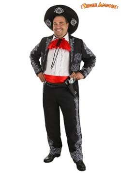 Plus Size The Three Amigos Costume1