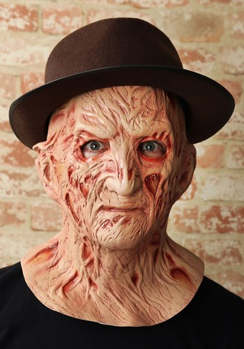 Nightmare on Elm Street 4 Freddy Krueger Mask