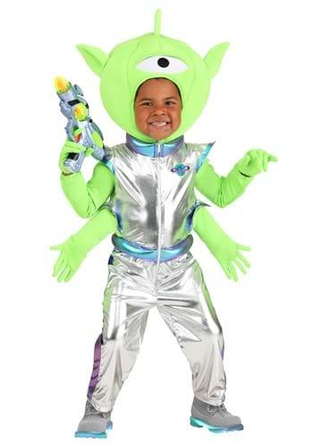 Friendly Toddler Alien Costume Update