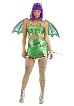 Women's Dreamscape Dragon Costume