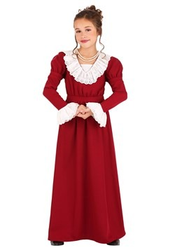 Kid's Abigail Adams Costume