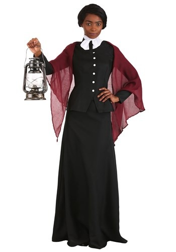 Women's Harriet Tubman Costume1