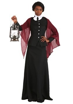 Plus Size Harriet Tubman Costume1