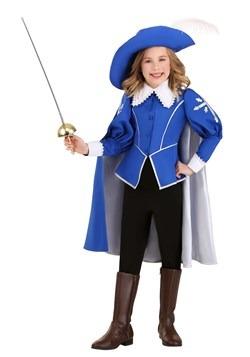 Girls Musketeer Costume