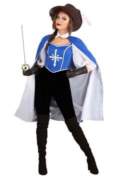 Women's Sexy Musketeer Costume