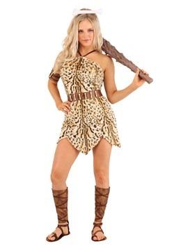 Bold Cavewoman Costume for Women