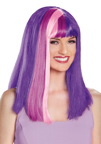 My Little Pony Adult Twilight Sparkle Wig