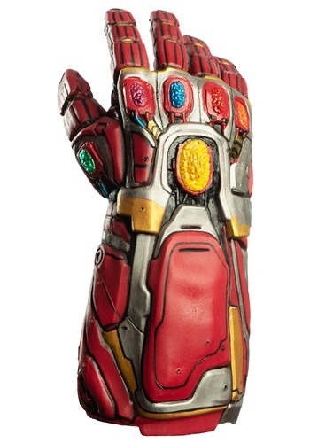 Iron Man Latex Infinity Gauntlet For Adults