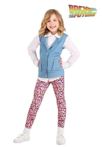 Girl's Jennifer Parker Costume1