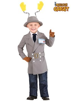 Toddler Inspector Gadget Costume