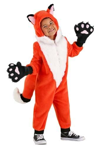 Toddler Woodsy Fox Costume Main