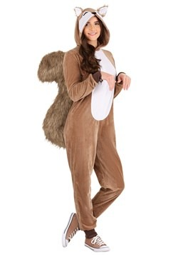 Women's Scampering Squirrel Costume