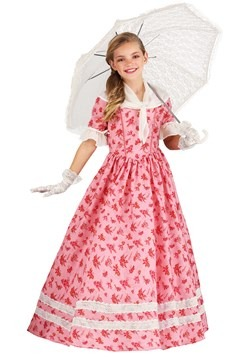 Kid's Lovely Southern Belle Costume