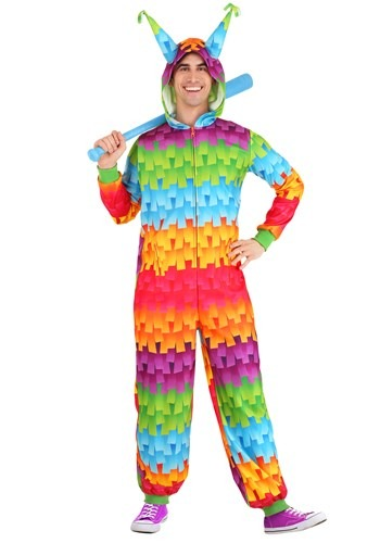 Adult Pinata Party Costume
