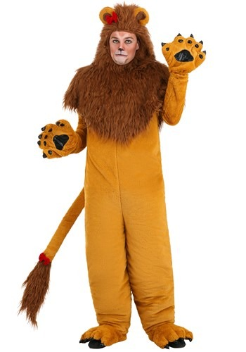 Storybook Lion Costume Adult Classic