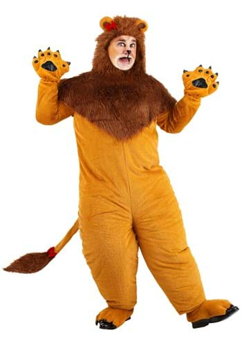 Plus Size Classic Storybook Lion Costume