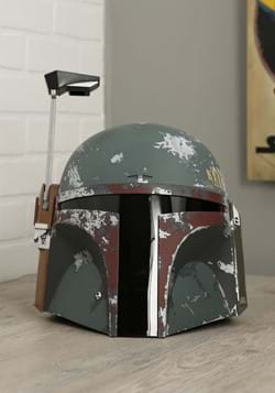 Boba Fett Helmet from Star Wars Black Series for Adults Upda