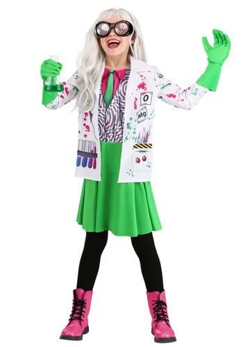 Kid's Mad Scientist Costume