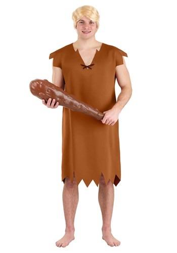 Classic Men's Flintstones Barney Costume1