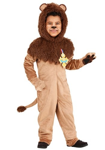 Wizard of Oz Cowardly Lion Toddler Costume