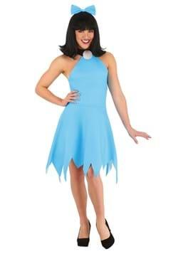 Women's Classic Betty Rubble Costume front