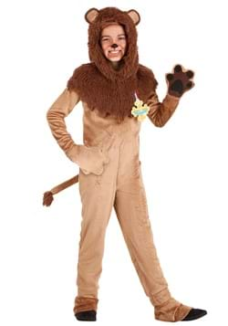 Wizard of Oz Cowardly Lion Kid's Costume
