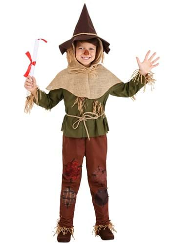 Kid's Wizard of Oz Scarecrow Costume 1 UPD