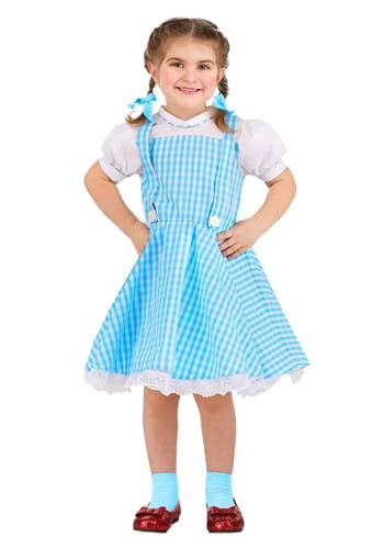 Toddlers Classic Dorothy Wizard of Oz Costume