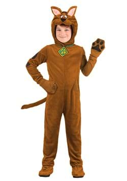 Kids Deluxe Scooby Doo Costume