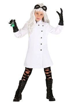 Kid's Mad Scientist Dress Costume