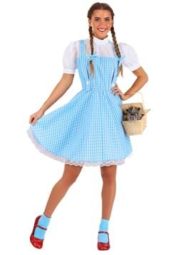 Adult's Wizard of Oz Dorothy Costume1