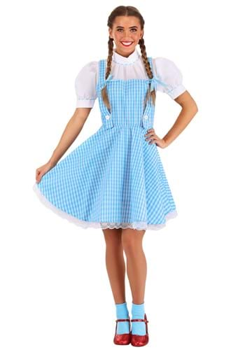 Adults Wizard of Oz Dorothy Costume