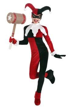Kids Deluxe Harley Quinn Costume