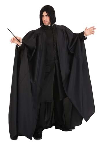 Deluxe Plus Size Harry Potter Snape Costume